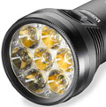 Коллекция Аккумуляторные светодиодные фонари 8 наименований стоимостью от 16999 до 49900 руб.