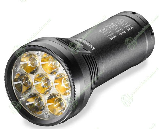 Аккумуляторные светодиодные фонари LUPINE PodarkiNaDom.RU 32250.000
