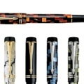 Коллекция Шариковые ручки 33 наименования стоимостью от 4392 до 30800 руб. Классическая коллекция PARKER DUOFOLD выпускается с начала 1920-х годов и сочетает в себе высокие стандарты качества и эстетическую привлекательность.