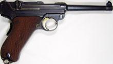 GUN Luger P08 Marine