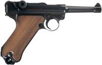 GUN Parabellum P.08