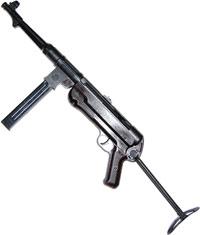 GUN MP-38 СХП